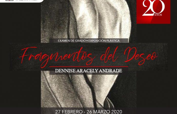Invita ipacult a exposición plástica Expo Fragmentos