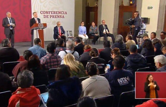 Hombre en Sinaloa da positivo a coronavirus en primera prueba