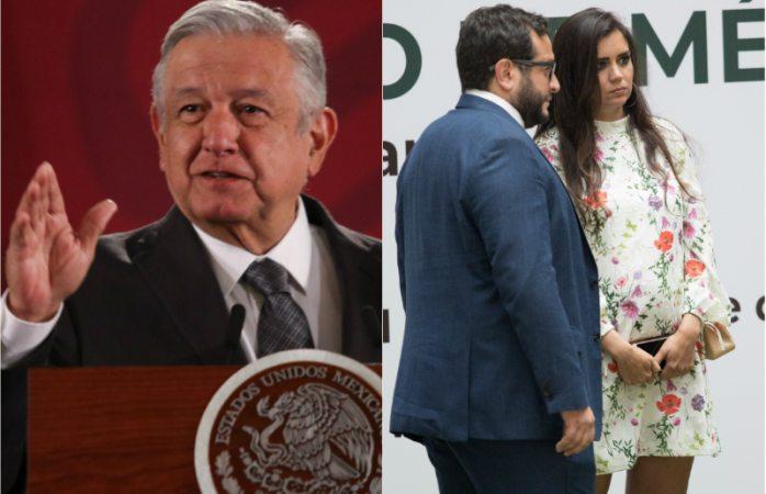 Nace en Houston el primer nieto de López Obrador