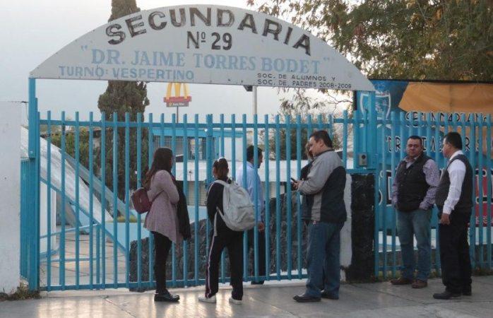 Amenaza estudiante con tiroteo en secundaria en Monterrey