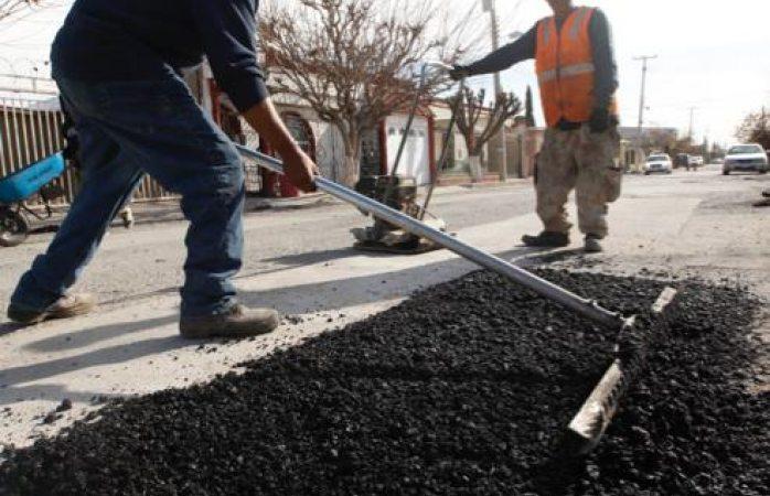 Repara municipio 2 mil 850 hoyancos