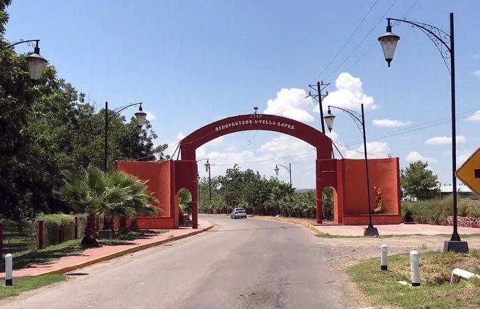 Con drones, narcos vigilan Villa López