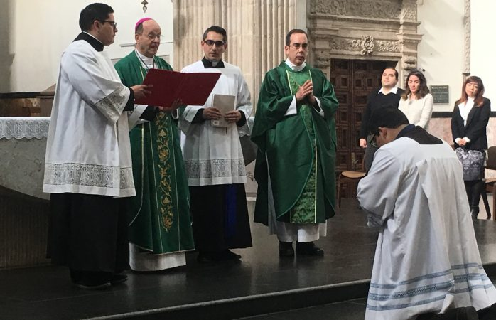 Ingresaron 104 aspirantes al preseminario: arzobispo