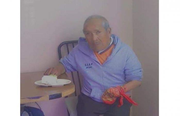 Desaparece abuelito de 80 años por urbi villa