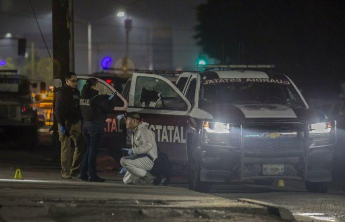 Deja un muerto y 5 heridos en ataque de la guardia estatal