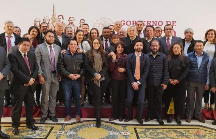 Superdelegados de Morena usan puesto para hacer amarres electorales