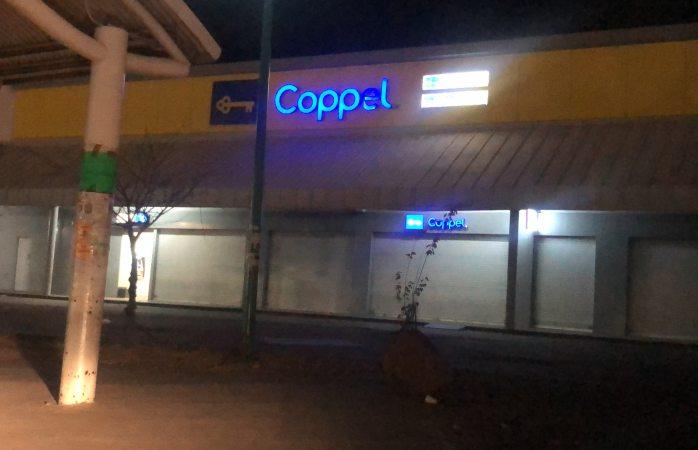Asalta armado Coppel la sierra y se lleva 20 mil pesos en efectivo