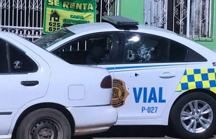 Ejecutan a 2 oficiales de vialidad en Cuauhtémoc