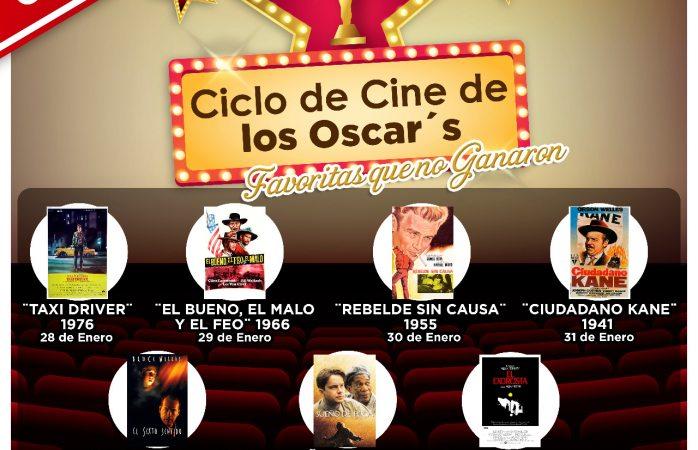 Esta tarde con la cinta Taxi Driver se pone en marcha Ciclo de Cine de los Oscars