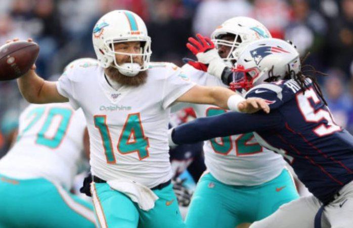 Patriots y Dolphins jugarán en México la próxima temporada