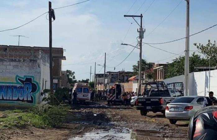 Grupo armado asesina a 24 jóvenes en anexo de irapuato