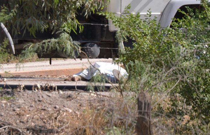Muere en cementos de chihuahua
