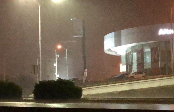 Alerta por fuertes lluvias en la capital de Chihuahua