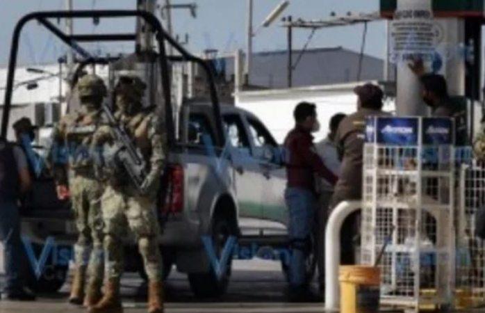 Operan los zetas robo de combustible en campeche
