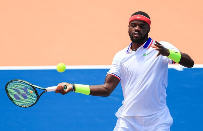Da positivo a covid-19 jugador de tenis frances tiafoe