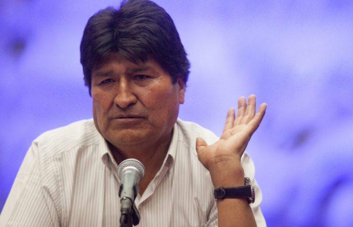 Imputan por terrorismo al expresidente boliviano evo morales