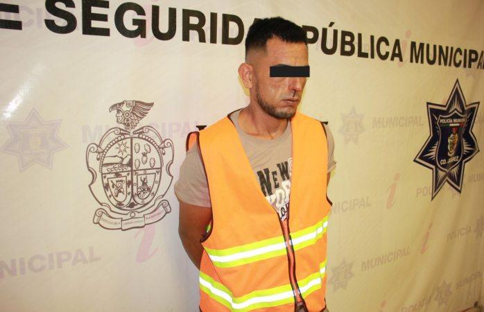 Tras persecución, detienen a sicario de los mexicles