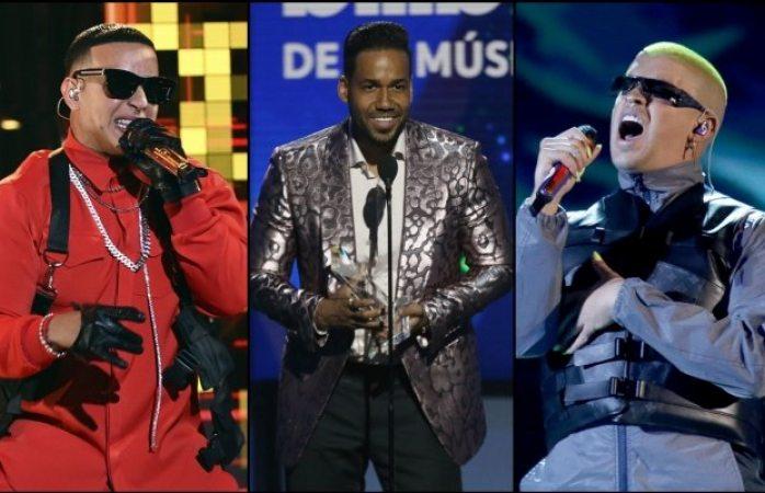 Bad Bunny es elegido como el mejor compositor del año