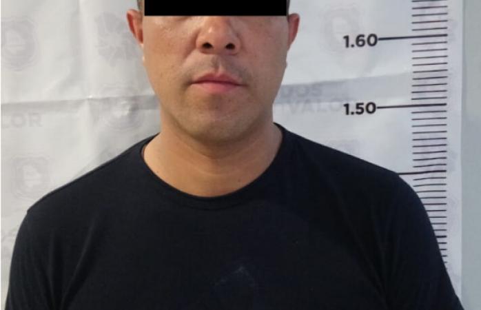 Procesan penalmente a policía municipal detenido por robo