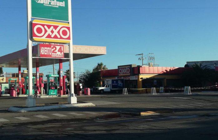Denuncia conductora prepotencia en gasolinera durafuel