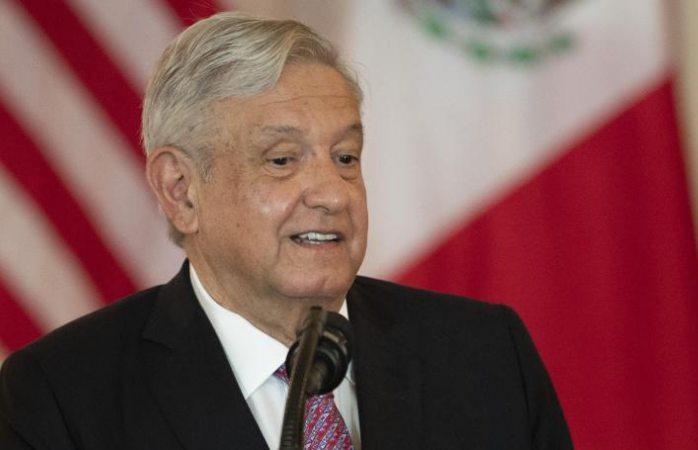Trump dice que Amlo es el mejor presidente que México ha tenido en cena