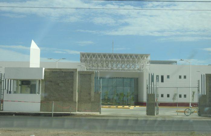 Falta permiso de salud para iniciar servicios en el nuevo hospital Covid-19