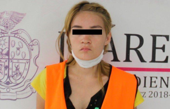 Arrestan a una mujer por el delito de allanamiento