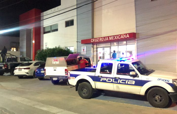 Muere en la Cruz Roja del canal tras ser apuñalado en la Díaz Ordaz