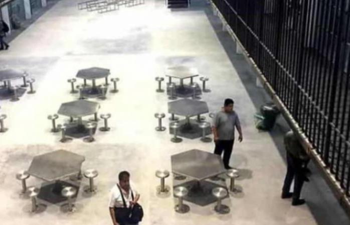 Confirman brote de covid-19 en penal de cadereyta