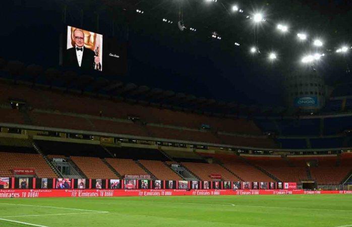 Desea serie a de italia abrir los estadios al público