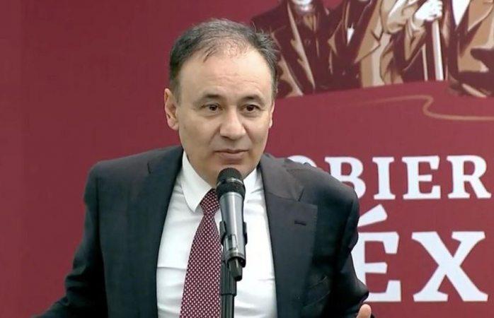 Alfonso Durazo se ausentará una semana de la secretaria de seguridad