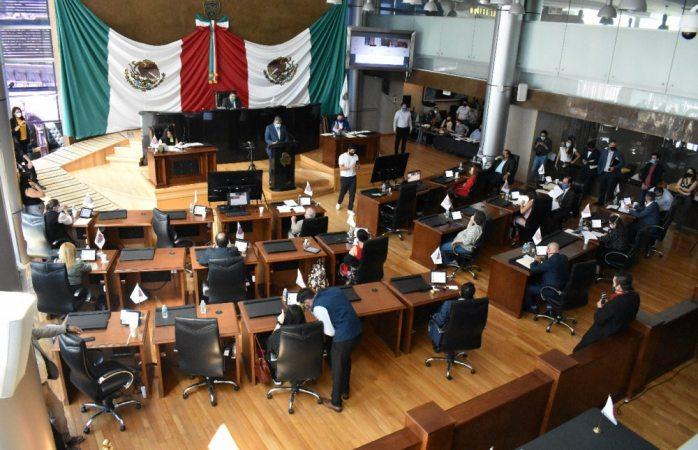 Discuten hoy reducción de magistrados electorales