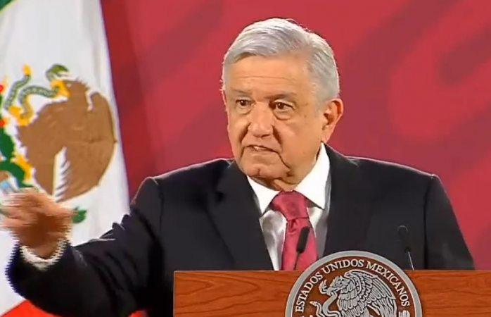 Están involucrados legisladores, dice amlo sobre corrupción en pemex