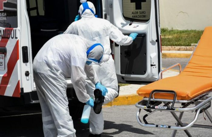 Embarazada muere por covid-19 tras parto; bebé grave