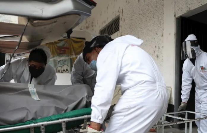 Superan muertos por covid-19 a asesinatos en 2019 en méxico