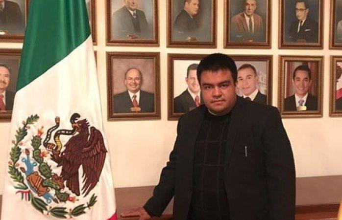 De chihuahua nuevo consejero nacional de jóvenes pro méxico