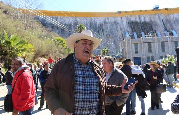 Convocan agricultores a manifestación pacífica por la defensa del agua