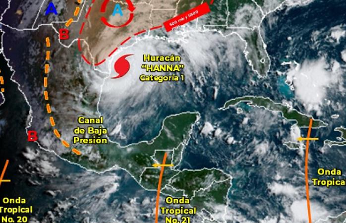 Alerta en Delicias, Saucillo. Camargo y otros municipios por huracán Hanna