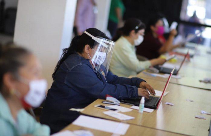 Inicia la recepción de documentos para becas escolares