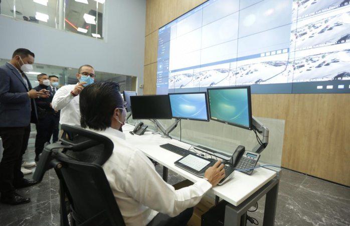 Centro de emergencia será de los más avanzados en américa latina: alcalde