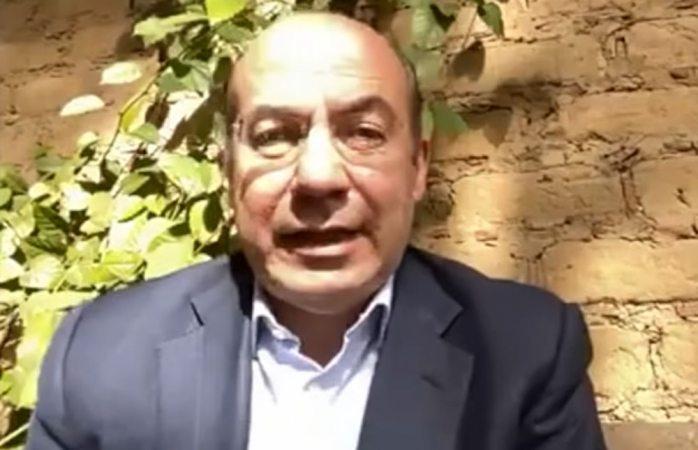 Calderón dice su postura ante rebelión armada fue distorsionada