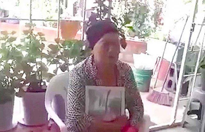 Suelten a mi hija: clama mamá de comerciante desaparecida