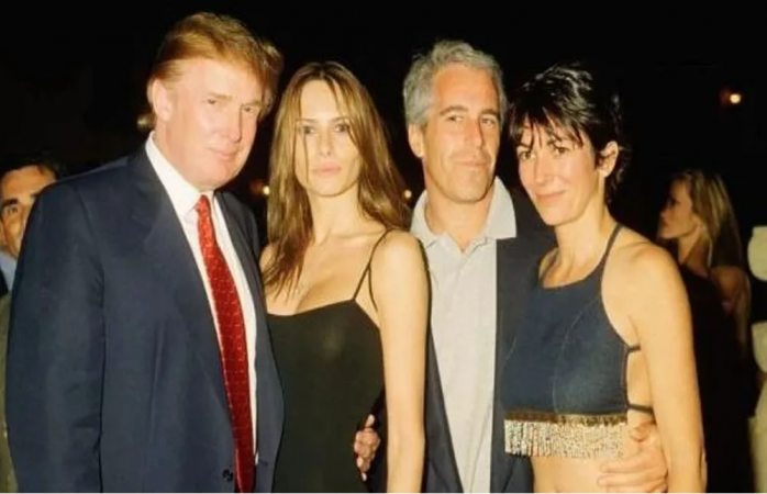 Anonymous vincula a Trump, Bill Clinton, Naomi Campbell y más con Epstein