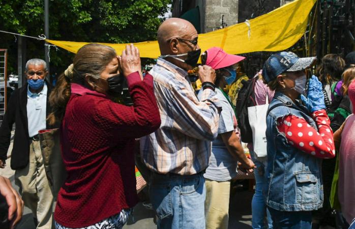 México, entre los 5 países con más casos de covid en 24 horas