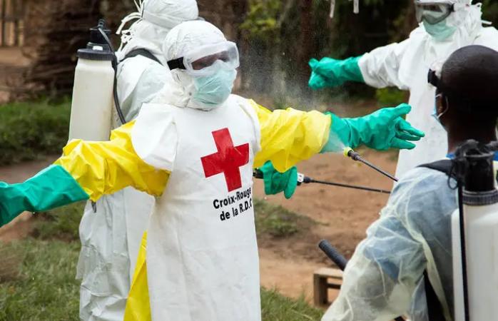 Reaparece ébola en áfrica en medio de crisis por covid-19