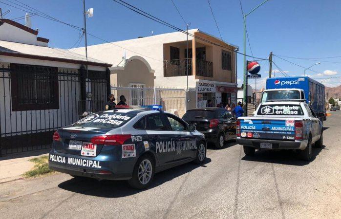 Capturan tras persecución a asaltantes de repartidores
