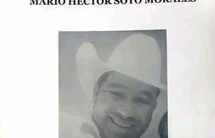 Encuentran muerto a joven reportado desaparecido