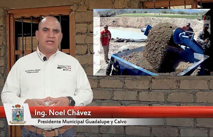 Construyen 600 viviendas en Guadalupe y Calvo