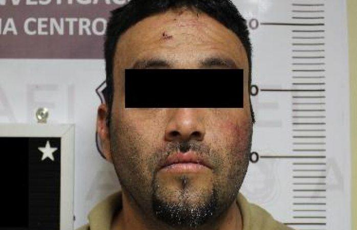 Formulan cargos contra mexicle, detenido en vistas de san guillermo