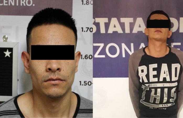 Inician proceso vs mexicles detenidos con droga y armas de fuego